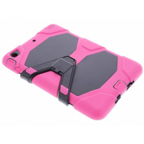 Extreme Protection Army Backcover voor iPad Mini / 2 / 3 - Roze