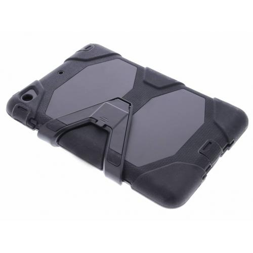 Extreme Protection Army Backcover voor iPad Mini / 2 / 3 - Zwart