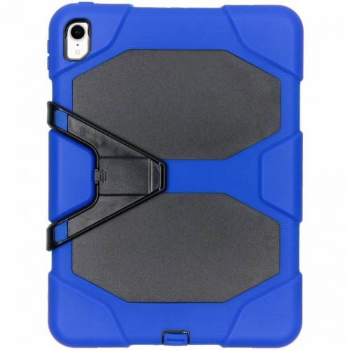 Extreme Protection Army Backcover voor iPad Pro 11 - Blauw