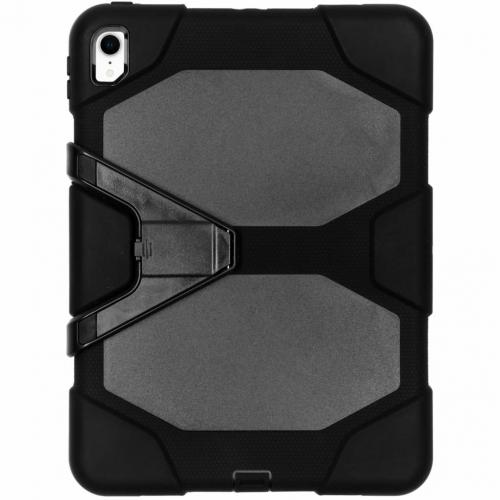 Extreme Protection Army Backcover voor iPad Pro 11 - Zwart
