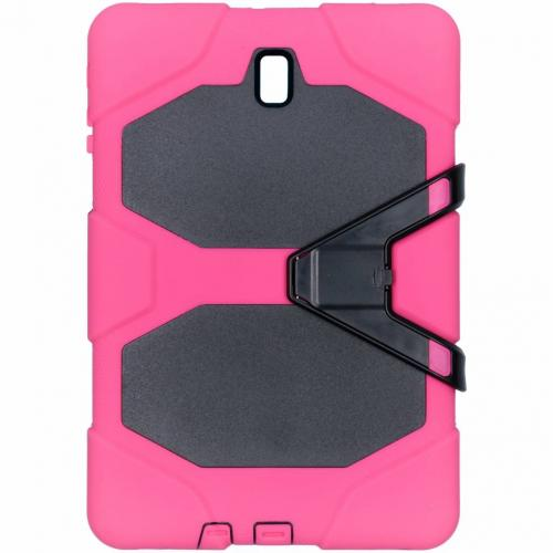 Extreme Protection Army Backcover voor Samsung Galaxy Tab S4 10.5 - Roze