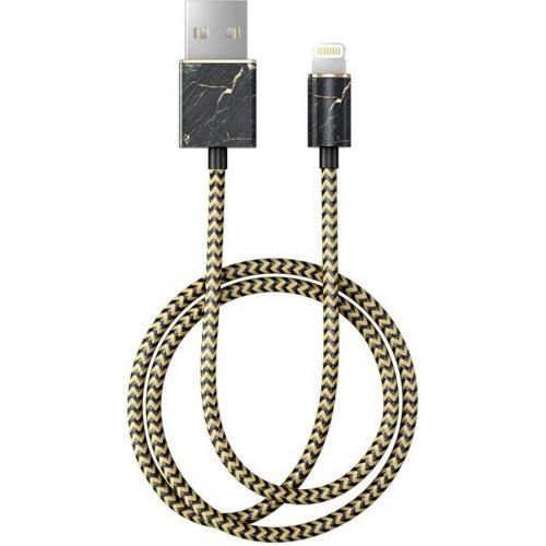 Fashion Lightning naar USB kabel - 1 meter - Port Laurent Marble
