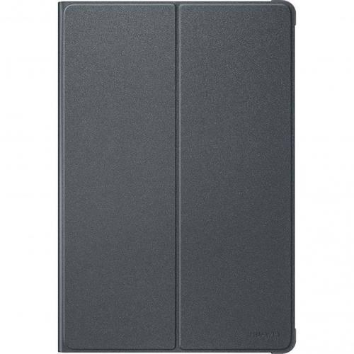 Flip Cover voor Huawei MediaPad M5 Lite 10.1 inch - Zwart