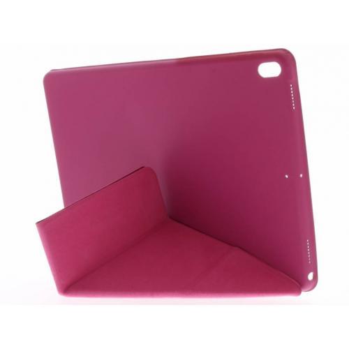 Flipstand Bookcase voor iPad Pro 10.5 / Air 10.5 - Fuchsia