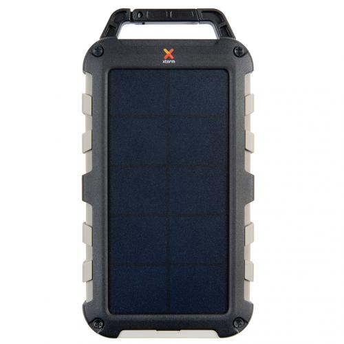 Fuel Series 3 Fast Charge Solar Powerbank - 10.000 mAh