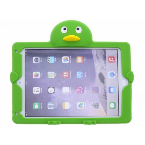Groene pinguin dieren tablethoes voor de iPad Air 2
