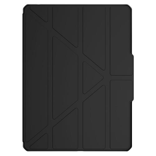 Hybrid Solid Folio Bookcase voor de iPad 10.2 (2020 / 2019) - Zwart