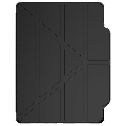 Hybrid Solid Folio Bookcase voor de iPad Air (2020) - Zwart