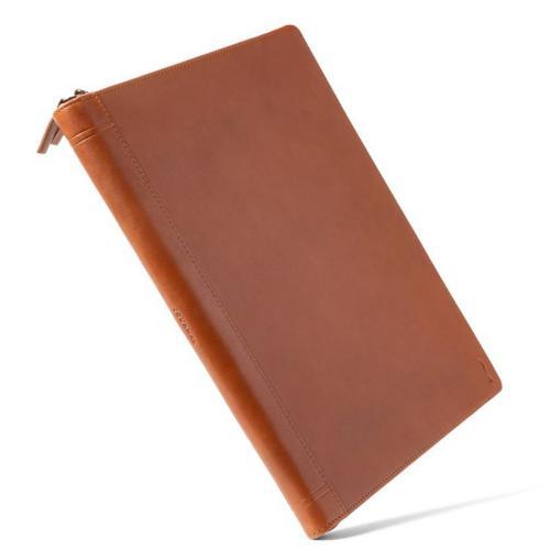 Journal Case voor de iPad Pro 11 - Lichtbruin