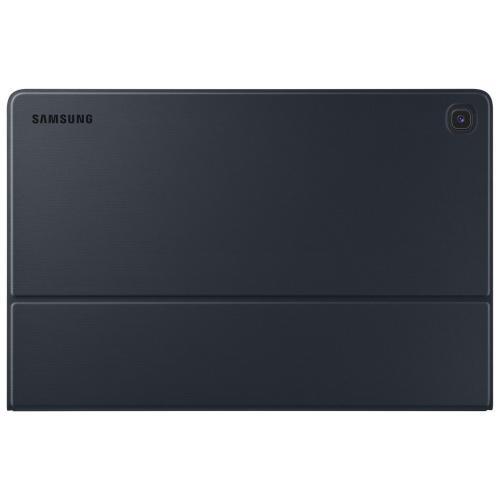 Keyboard Cover AZERTY voor de Samsung Galaxy Tab S5e - Zwart