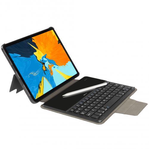Keyboard Cover QWERTY voor de iPad Pro 11 - Zwart