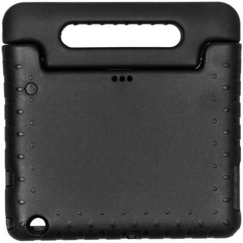 Kidsproof Backcover met handvat voor de Huawei MediaPad T3 10 inch - Zwart