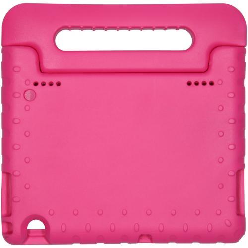 Kidsproof Backcover met handvat voor de Huawei MediaPad T5 10.1 inch - Roze