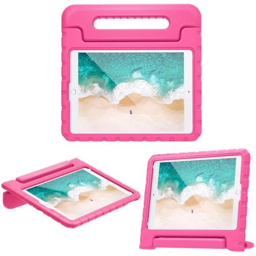 Kidsproof Backcover met handvat voor de iPad 10.2 (2019 / 2020) - Roze