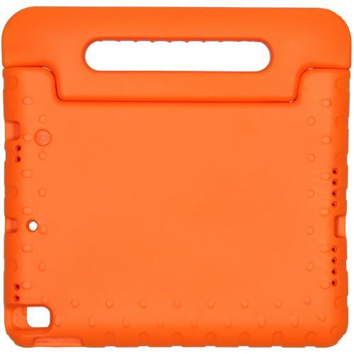 Kidsproof Backcover met handvat voor de iPad 10.2 (2019) - Oranje