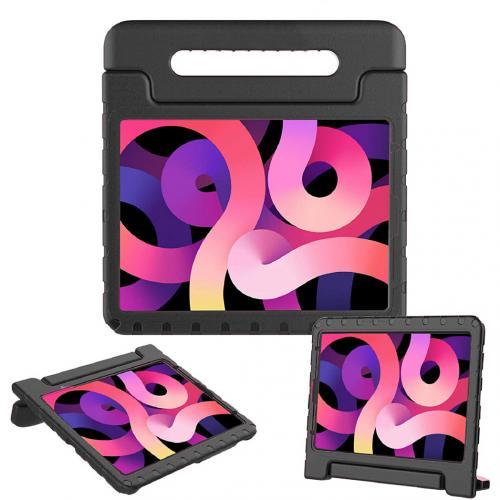 Kidsproof Backcover met handvat voor de iPad Air (2020) - Zwart