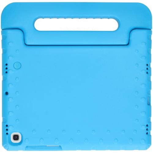 Kidsproof Backcover met handvat voor de Samsung Galaxy S5e - Blauw