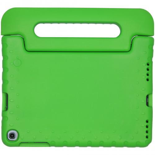 Kidsproof Backcover met handvat voor de Samsung Galaxy Tab A 10.1 (2019) - Groen
