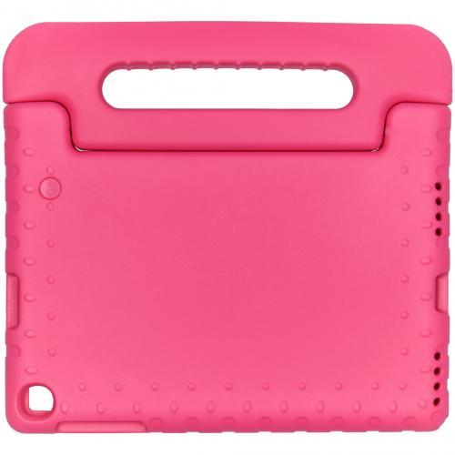 Kidsproof Backcover met handvat voor de Samsung Galaxy Tab A 10.1 (2019) - Roze