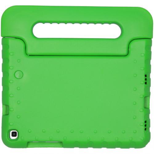 Kidsproof Backcover met handvat voor de Samsung Galaxy Tab A 8.0 (2019) - Groen