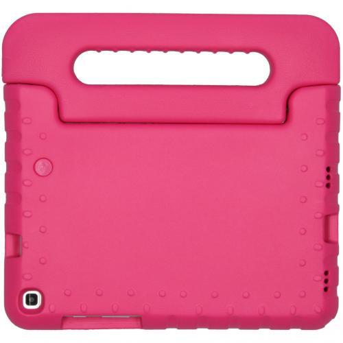 Kidsproof Backcover met handvat voor de Samsung Galaxy Tab A 8.0 (2019) - Roze