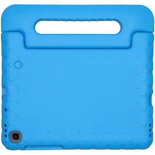 Kidsproof Backcover met handvat voor de Samsung Galaxy Tab S6 Lite - Blauw