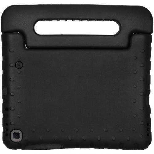 Kidsproof Backcover met handvat voor de Samsung Galaxy Tab S6 Lite - Zwart