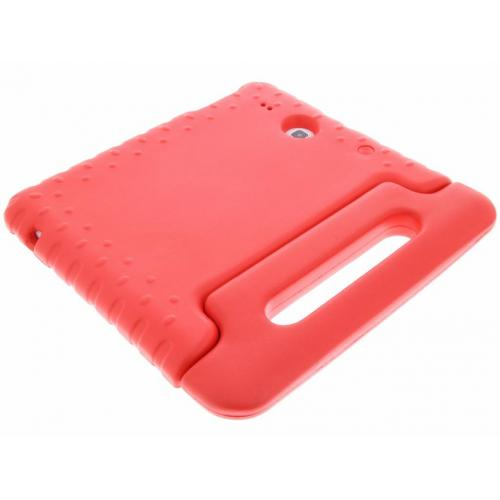 Kidsproof Backcover met handvat voor Samsung Galaxy Tab E 9.6 - Rood