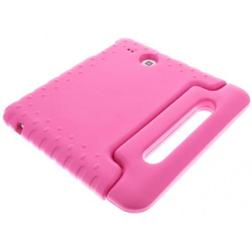 Kidsproof Backcover met handvat voor Samsung Galaxy Tab E 9.6 - Roze
