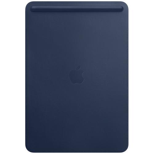 Leather Sleeve voor de iPad Pro 10.5 / iPad Air 10.5 - Donkerblauw