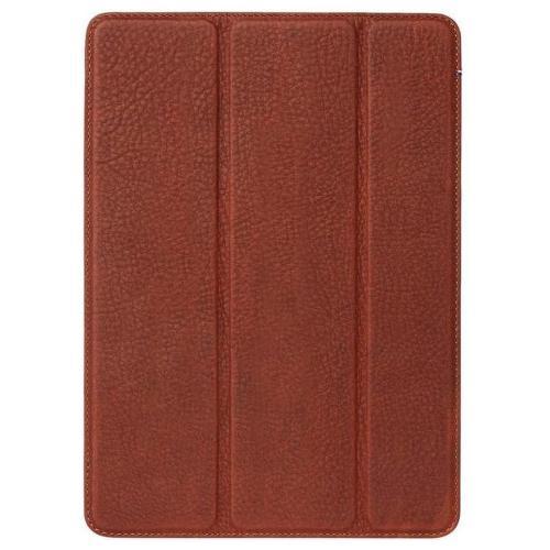 Leather Slim Cover voor de iPad 10.2 (2020 / 2019) - Bruin