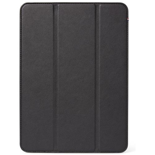 Leather Slim Cover voor de iPad Air (2020) - Zwart