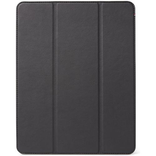 Leather Slim Cover voor de iPad Pro 11 (2020/2018) - Zwart