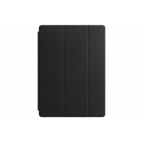 Leather Smart Cover voor iPad Pro 12.9 - Zwart