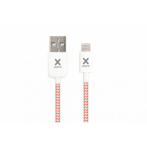 Lightning naar USB-kabel 2,5 meter