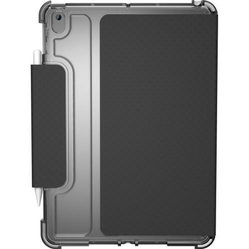 Lucent Bookcase voor de iPad 10.2 (2019 / 2020) - Zwart