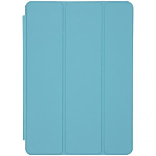 Luxe Bookcase iPad 10.2 - Lichtblauw