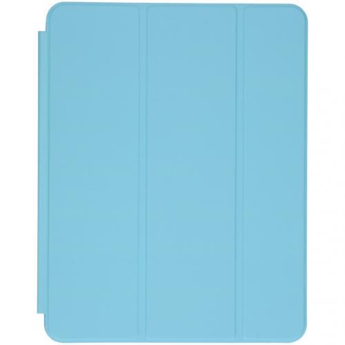 Luxe Bookcase voor de iPad Pro 12.9 (2020) - Lichtblauw