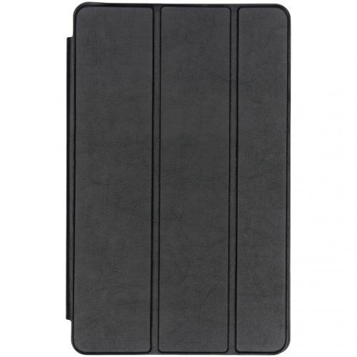 Luxe Bookcase voor de Samsung Galaxy Tab A 10.1 (2019) - Zwart