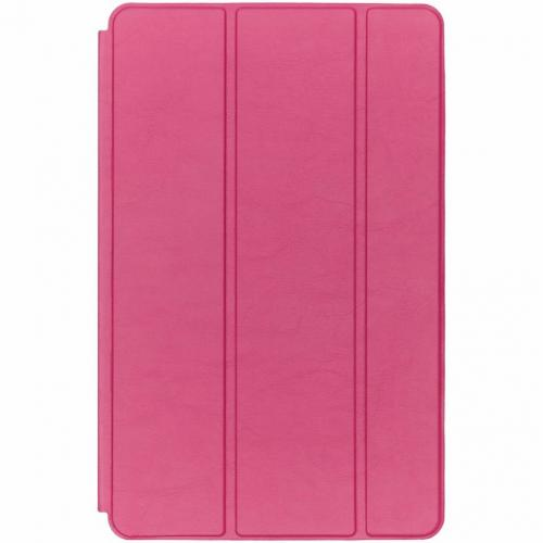 Luxe Bookcase voor de Samsung Galaxy Tab A 10.5 (2018) - Fuchsia
