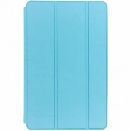 Luxe Bookcase voor de Samsung Galaxy Tab A 10.5 (2018) - Turquoise