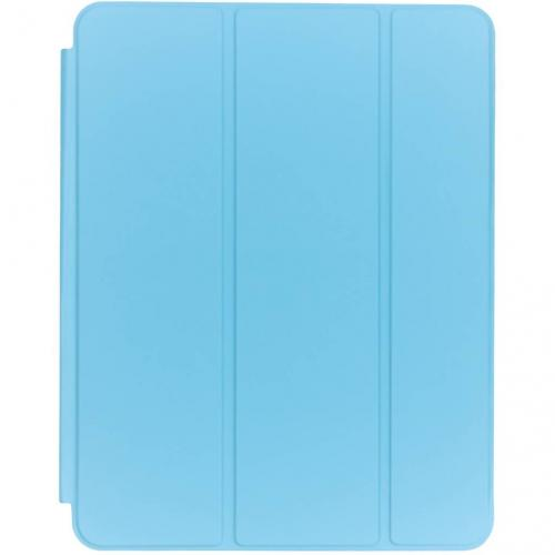 Luxe Bookcase voor iPad Pro 12.9 (2018) - Turquoise