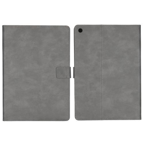 Luxe Tablethoes voor de iPad 10.2 (2019) - Grijs