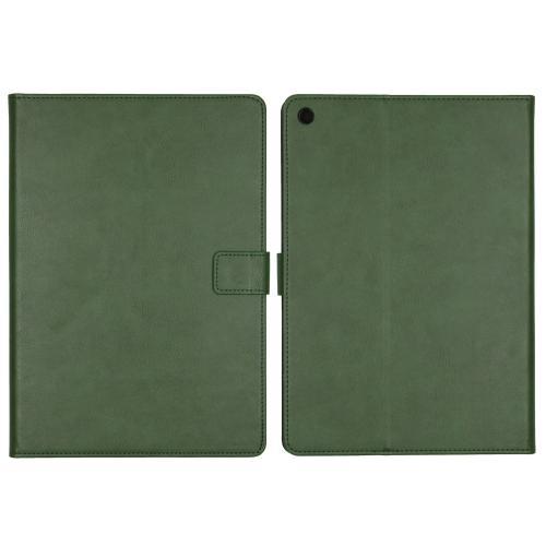 Luxe Tablethoes voor de iPad 10.2 (2019) - Groen