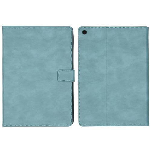 Luxe Tablethoes voor de iPad 10.2 (2019) - Lichtblauw