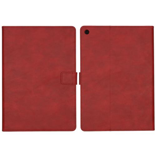 Luxe Tablethoes voor de iPad 10.2 (2019) - Rood