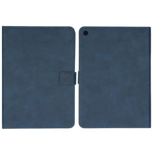 Luxe Tablethoes voor de iPad (2018) / (2017) - Donkerblauw