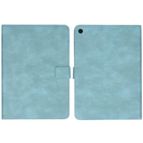 Luxe Tablethoes voor de iPad (2018) / (2017) - Lichtblauw