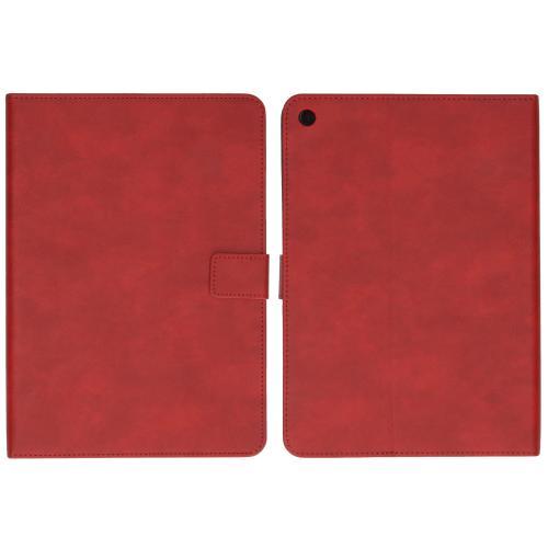 Luxe Tablethoes voor de iPad (2018) / (2017) - Rood
