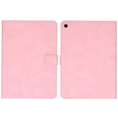 Luxe Tablethoes voor de iPad (2018) / (2017) - Roze